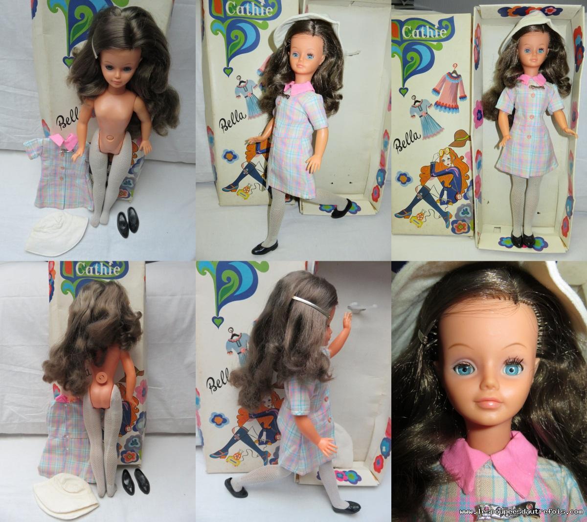 Poupées Poupées, Vêtements, Access. PoupÉe Mannequin Tressy Bella Blonde Yeux Bleus En BoÎte